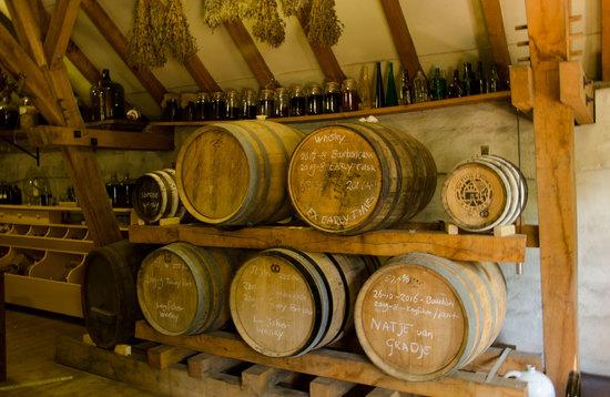 Whisky reis Arcen